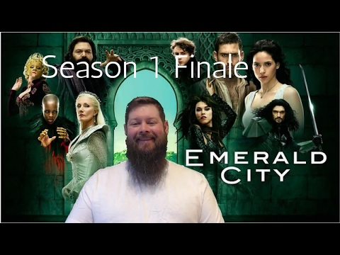 Emerald City Season Finale Review!