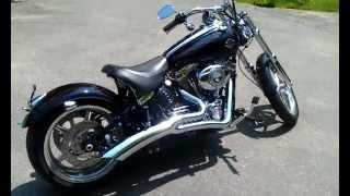 4. 2010 Harley Rocker C HD Quality