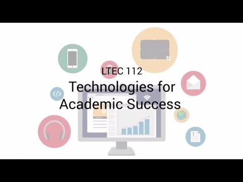LTEC 112 Course Introduction