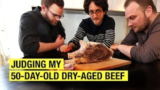 Did I Go Too Far ? The Dry Aged Beef Machine Is Over. by Alex French Guy Cooking
