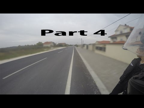 Aprilia SR 150 & Gilera Runner SP 180 & Keeway Huricane 50 - RIDE (Part 4)