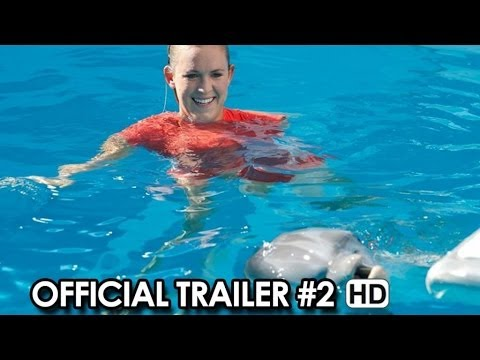 Dolphin Tale 2 Official Trailer #2 (2014) HD