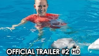 Nonton Dolphin Tale 2 Official Trailer  2  2014  Hd Film Subtitle Indonesia Streaming Movie Download