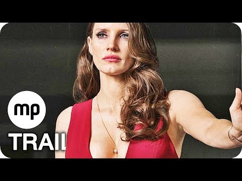 Molly's Game Film Clips & Trailer German Deutsch (2018)