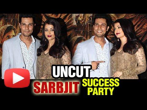 UNCUT Aishwarya Rai Bachchan, Randeep Hooda At Sar