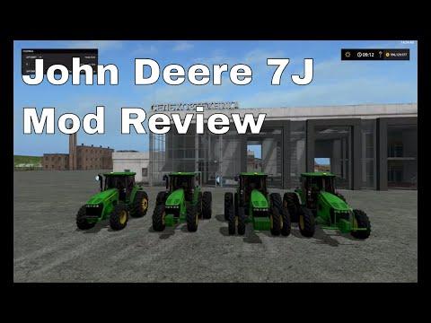 JOHN DEERE 7J v1.0