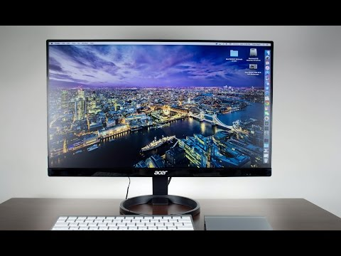 Acer R240HY bidx 23.8 Inch Monitor Review