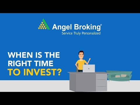 When's the Right Time to Invest in stocks?