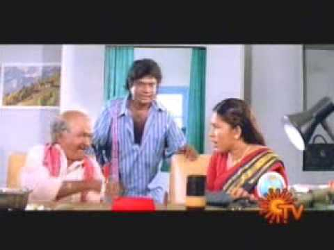 Senthil - goundamani arranges marriage between a deaf girl and senthil.