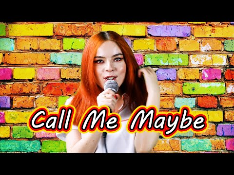 """Carly Rae Jepsen  """"Call Me Maybe"""" Cover by Andreea Munteanu"""