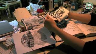 Naomi Kerkhove – 3D Borduren