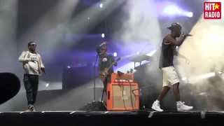 Extraits concert Black M à Mawazine 2015 sur HIT RADIO