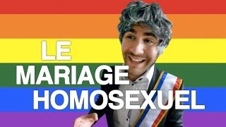 Video Cyprien - Le mariage homosexuel MP3, 3GP, MP4, WEBM, AVI, FLV Mei 2017