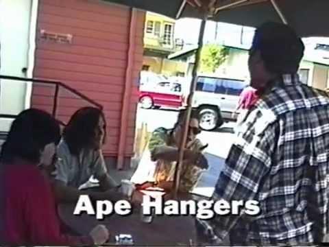 Ape Hangers