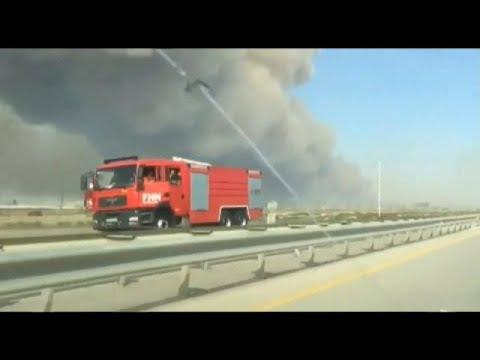 Αζερμπαϊτζάν: Εκρήξεις σε αποθήκη πυρομαχικών