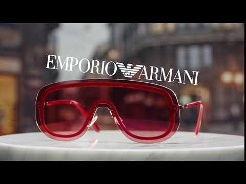 Emporio Armani FW 19-20 Sunglasses Collection видео