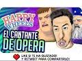 HAPPY WHEELS: EL CANTANTE DE ÓPERA! - Luh
