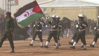 Western Sahara celebrated its 40th anniversary of its declaration of independence on Saturday, with a military parade in the Dakhla refugee camp near Tindouf ...