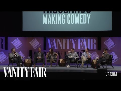 Jeremy Elkin - Watch what happens when comedians consider modern technology. Watch Vanity Fair on The Scene: http://thescene.com Subscribe to the all-new Vanity Fair channel here: ...