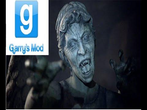 Gmod-Weeping Angels Mod