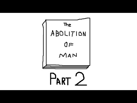 the abolition of man men without chests The abolition of man – part 1: men without chests posted on november 11, 2009 by reggie this is the first of 3 podcasts about the abolition of man by c s lewis.