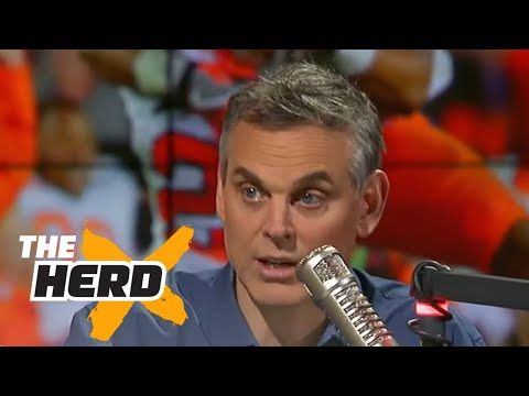 Download Colin Cowherd responds to Dabo Swinney calling him a fraud | THE HERD HD Mp4 3GP Video and MP3