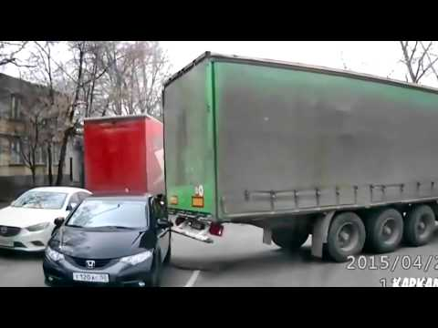 Video Truck Drags Car Down The Street Epic Fail download in MP3, 3GP, MP4, WEBM, AVI, FLV January 2017