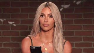 Video Kim Kardashian Reads Kanye West's Mean Tweets About Jimmy Kimmel MP3, 3GP, MP4, WEBM, AVI, FLV Juni 2018