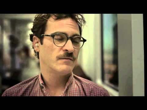 The Sci-Fi Digital Romance 'Her' Wouldn't be Quite as Sexy Without ScarJo's Voice...