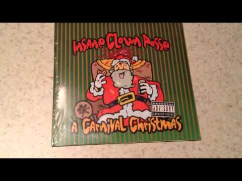 Insane Clown Posse A carnival Christmas CD single