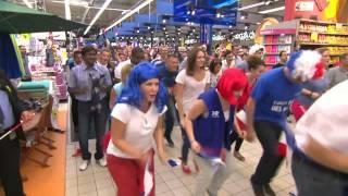 Les Ulis France  City pictures : Revivez la plus Grande Samba à Carrefour Les Ulis !