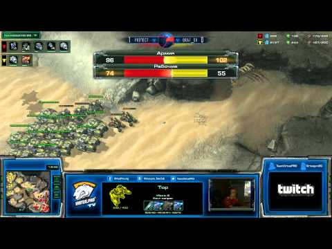 OGIC #3 Losers Round 2 Pro7ect vs BratOK