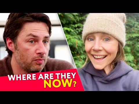 Scrubs: Where Are They Now? | ⭐OSSA