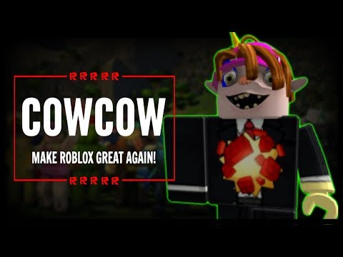 I Am the President of Roblox