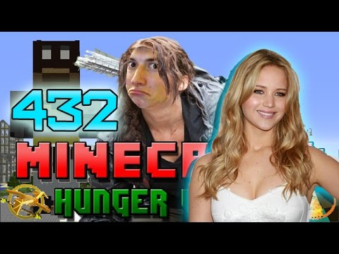 Minecraft: Hunger Games w/Mitch! Game 432 – Jennifer Lawrence, Wife Why!