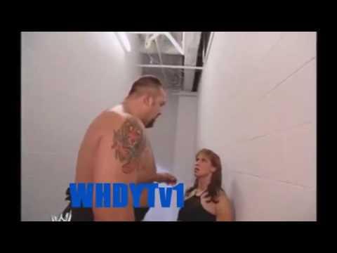 Zach Gowen Y Stephanie McMahon Vs Big Show FULL MATCH