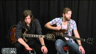 Part IV of IV - Gear Talk - Mat & Caleb Followill