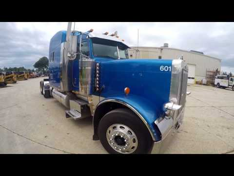 PETERBILT CAMIONS ROUTIERS 379 equipment video Z6BlWXNy59g