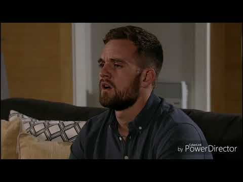 Coronation Street - Michelle Wants To Protect Ali (17th October 2018)