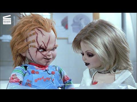 Seed of Chucky: Chucky meets his son HD CLIP