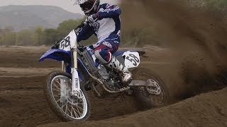 1. 2008 Yamaha YZ450F First Ride - MotoUSA
