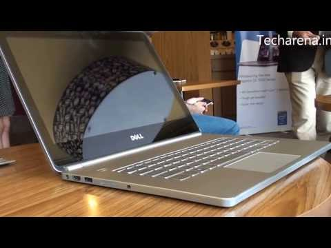 7000 - Dell today introduced 3 new durable models under touch PC series. The video shows a short glimpse of that product. Extending its product line, this time Dell...