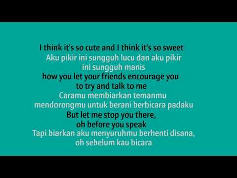 No - Meghan Trainor || Video lyrics dan terjemahan