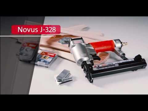 Novus Drucklufttacker J-316 & J-328 | Produktfilm