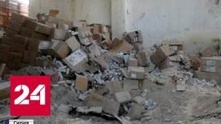 Башар Асад не верит в искренность США в борьбе с терроризмом