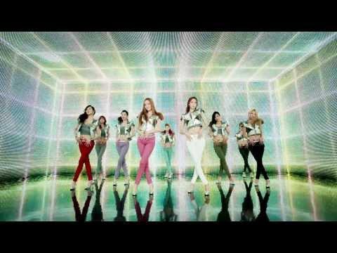 Tekst piosenki Girls' Generation - Galaxy Supernova po polsku