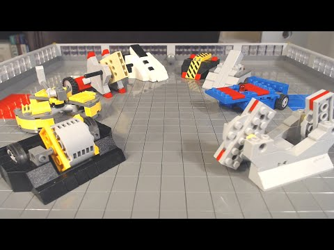 Lego Battlebots Season 3 Episode 5