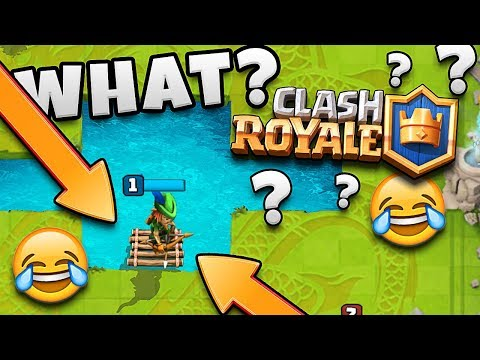 WHAT IS THIS!? - FLOATING TROOP - CLASH ROYALE COPY LOL