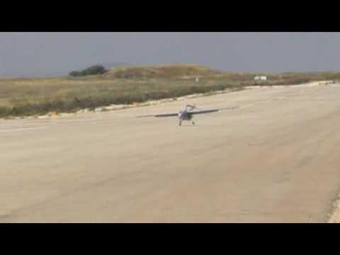 Elbit Hermes UAV Paris2009