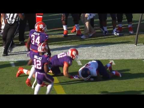 Respond || Clemson Tigers Hype Video (видео)